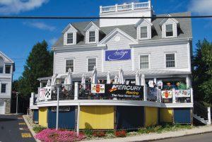 The hosting restaurant, The Indigo by the Sea Restaurant.