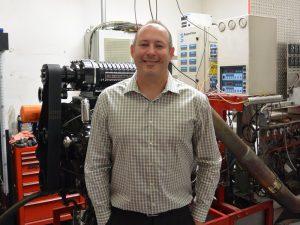 Dustin Whipple, Vice President of Whipple Industries in Fresno, CA.