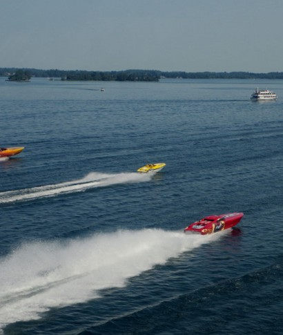 1000 Islands Poker Run