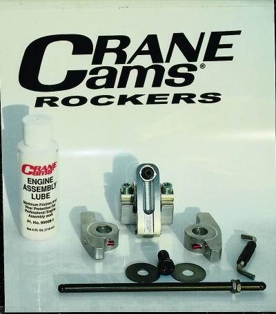 PRICE TURNER'S TECH TIPS: Crane's Shaft Rockers Rock!