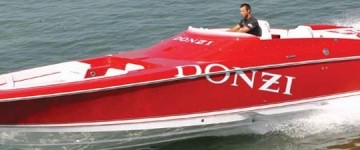 Donzi 35 ZR Open