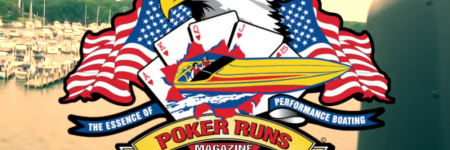Poker Runs America's Rock the Bay Poker Run 2014