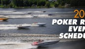 2016 POKER RUN EVENTS SCHEDULE