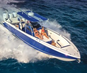 not-tech hi-performance powerboats