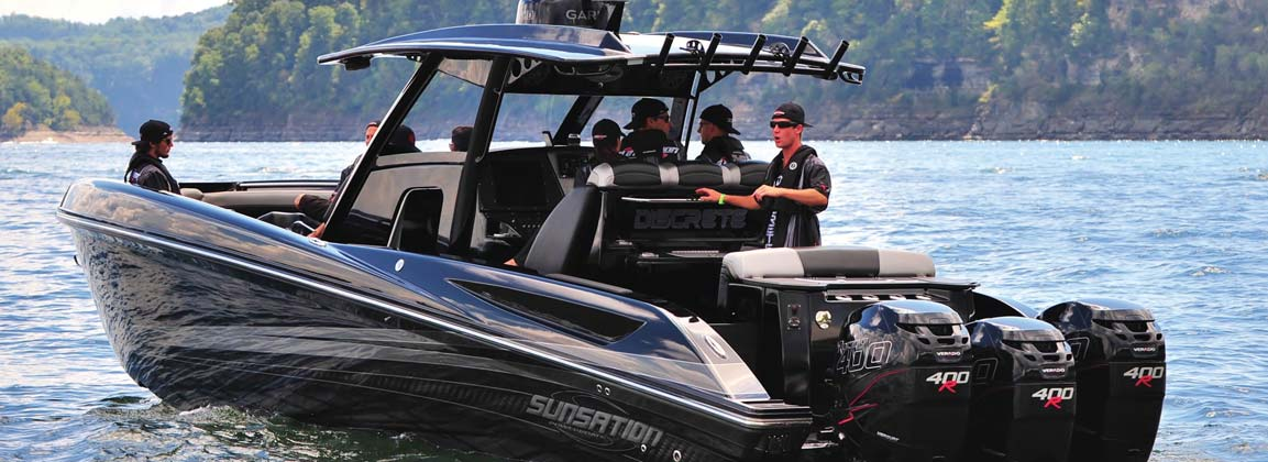 sunsation powerboats