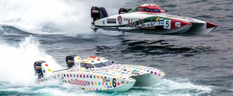 MERCURY RACING INTRODUCES NEW RACING OUTBOARD