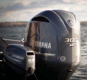 Yamaha 300HP
