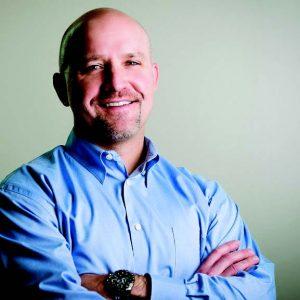 Christopher Berg, Global Director, Evinrude Marketing & Strategic Planning.
