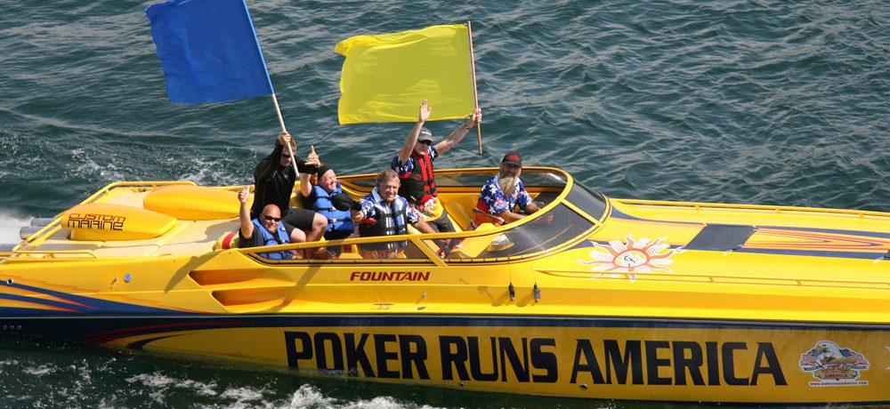 1000 Islands Poker Runs Photo Gallery