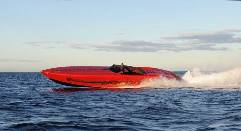 Robertson to Carry Predator Boats in U.S.