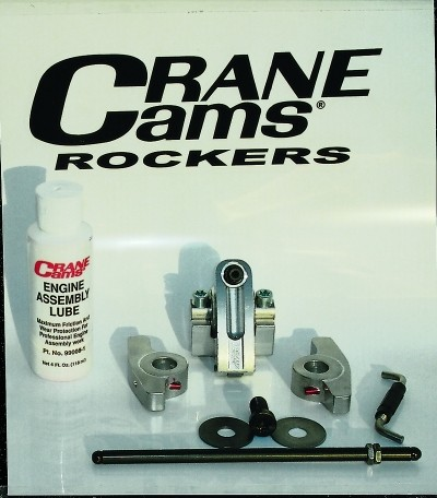 PRICE TURNER'S TECH TIPS: Crane's Shaft Rockers Rock!