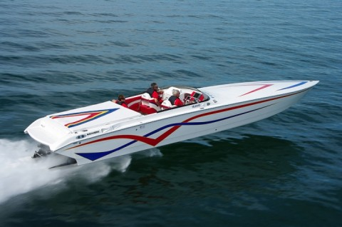 Velocity Powerboats 390SS – Magic Time
