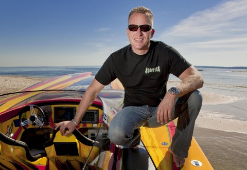 John O'Loughlin: Full-Speed Ahead