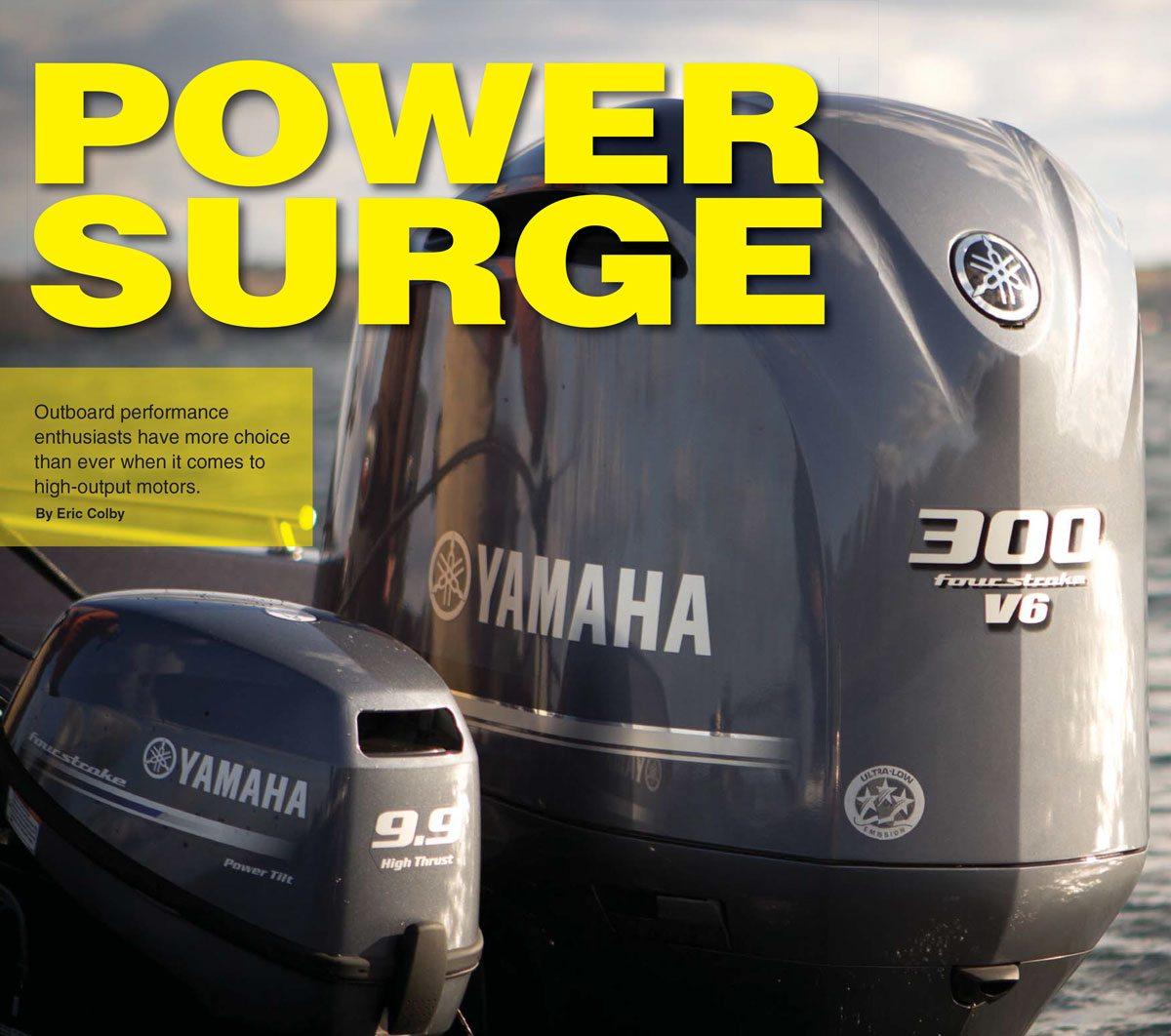 Suzuki Outboards 300 Horsepower