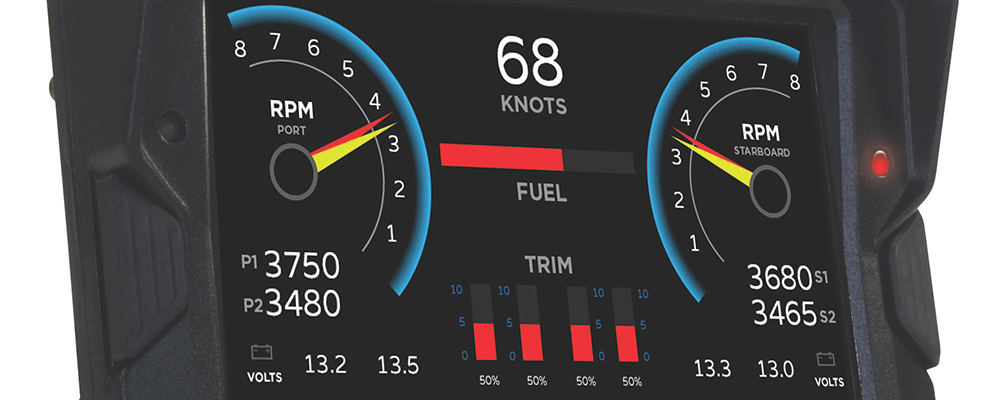 Upgrade your Dash with AEM Displays