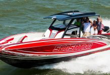 Powerboating for a Cure