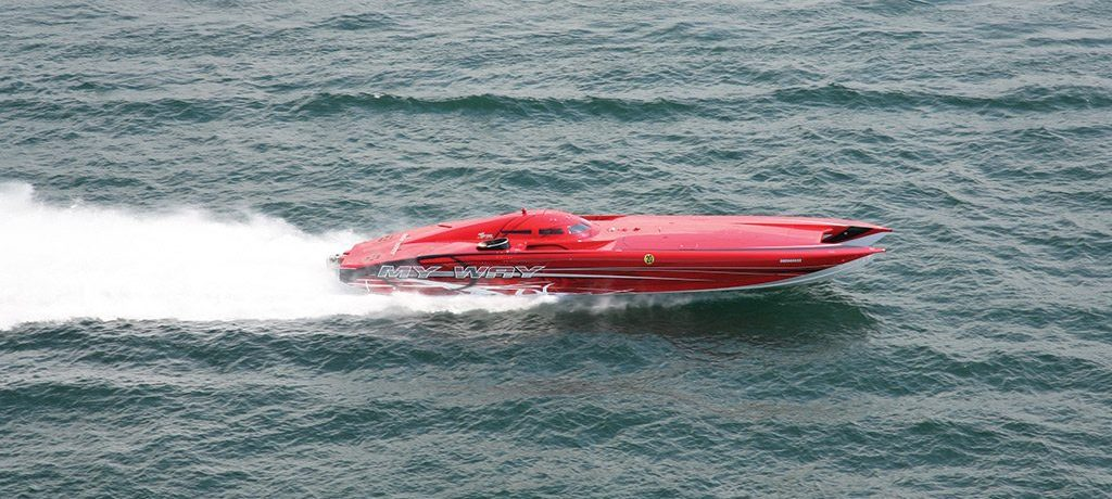 Cosker to Throttle My Way at 1000 Islands Poker Run