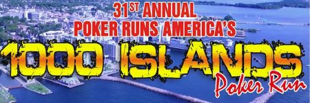 31st Annual 1000 Islands Poker Run Teaser Video