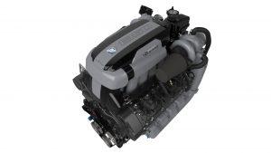 1350 Mercury Racing engine