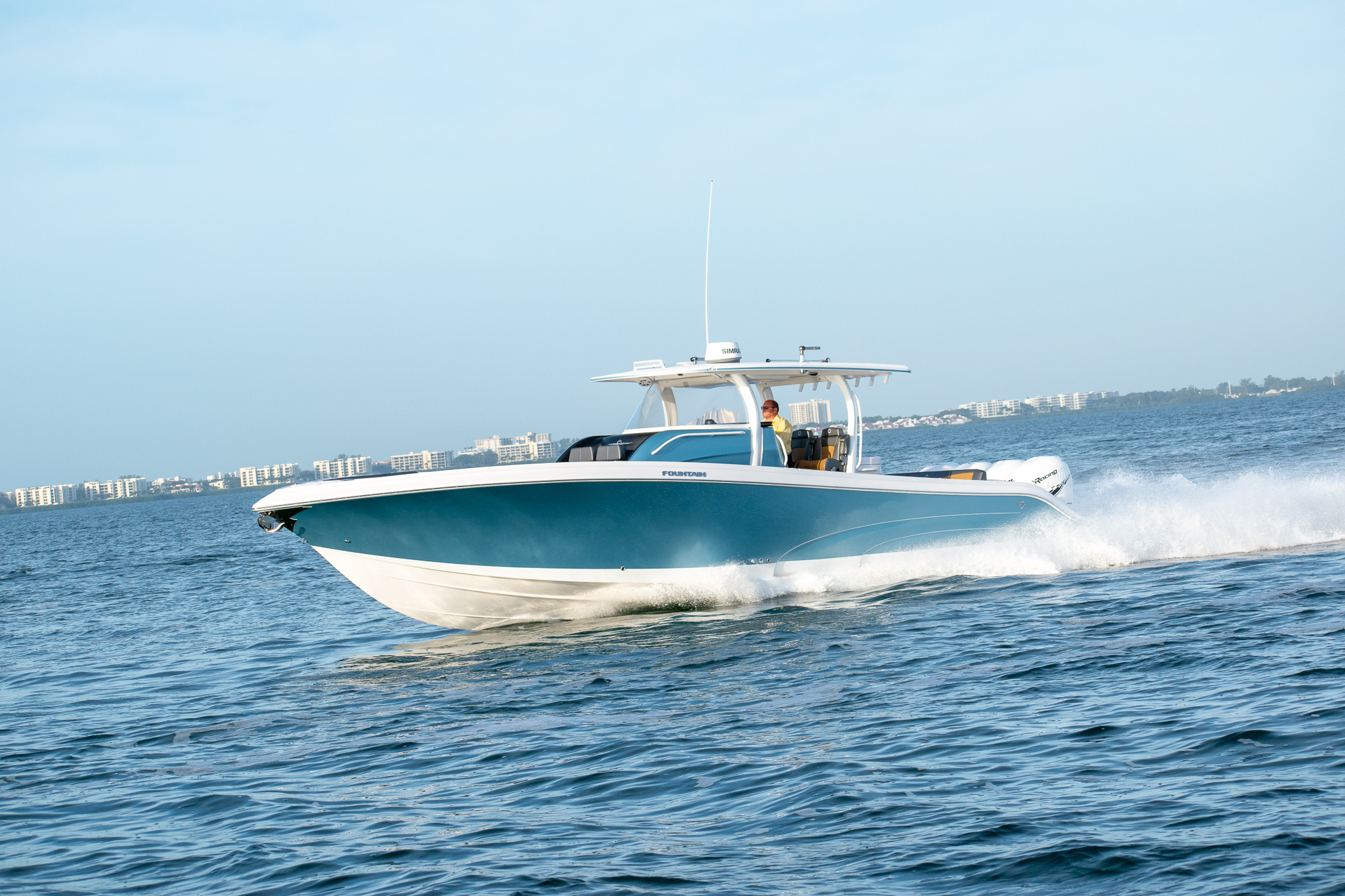 Fountain Powerboats 42NX