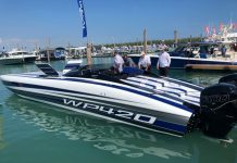 Wright Performance 420 catamaran