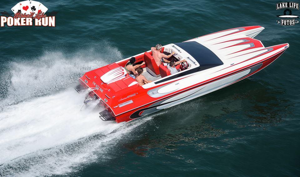 Hartwell Lake Poker Run