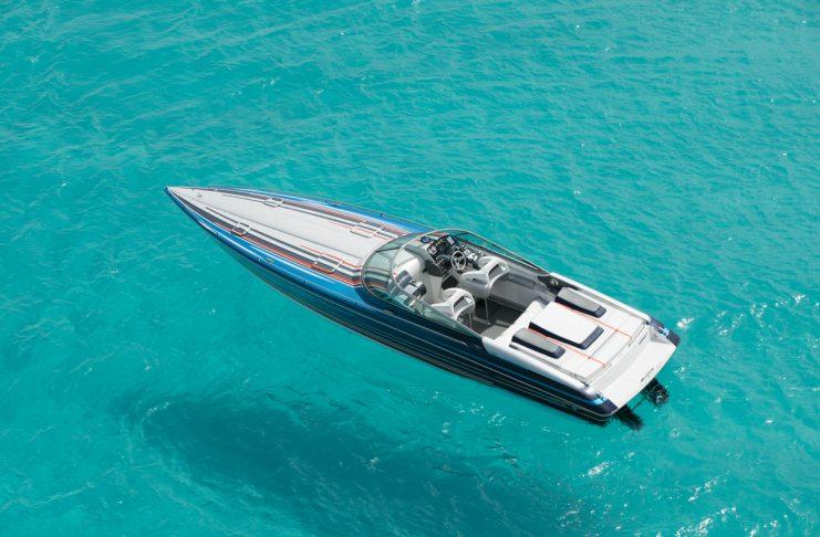 Formula Boats