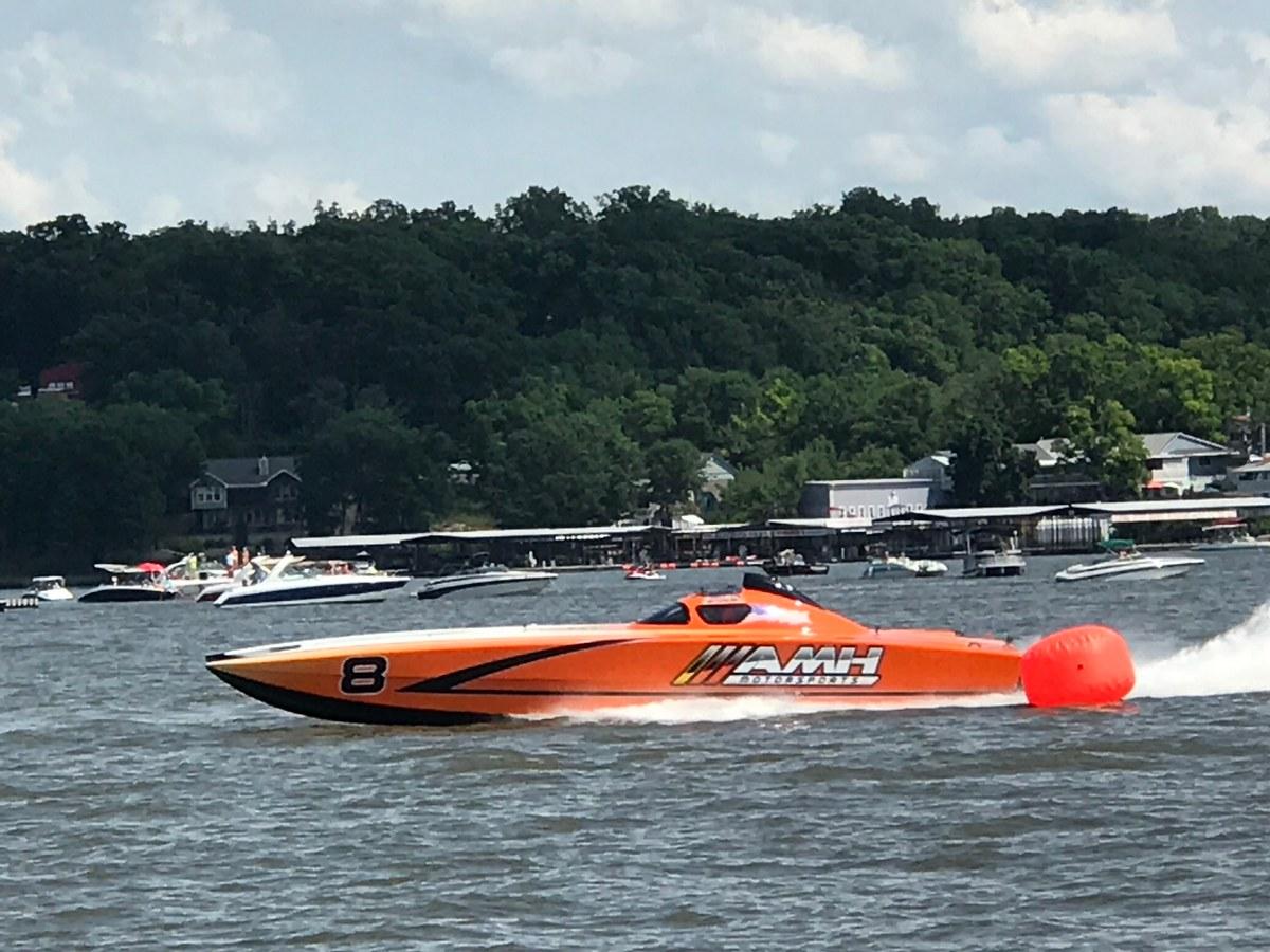 Favorites Win at Lake Race on Lake of the Ozarks - Poker Runs America