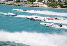 Key West group race photo