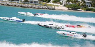 Key West group race photo
